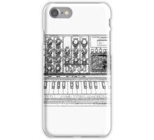 Minimoog iPhone Case/Skin