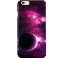 Best Galaxy background. Cosmic. iPhone Case/Skin
