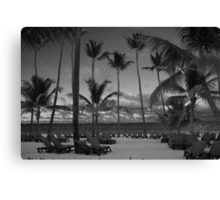 Lay Back and Relax Canvas Print