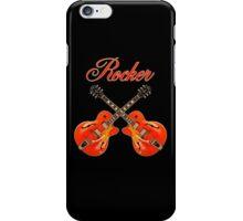 Rocker  Red  iPhone Case/Skin