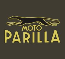 Moto Parilla by TheScrambler