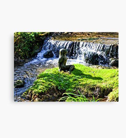 Water Maiden ......... Canvas Print