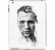 This is what i am iPad Case/Skin