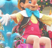 Magic Kingdom: Pinocchio by disneypages