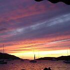 Sunset at The Bitter End Yacht Club, British Virgin Islands by mcbuca02