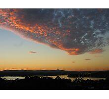 Cloud Art Photographic Print