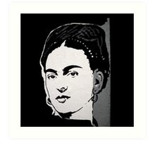 FRIDA - Life current series Art Print