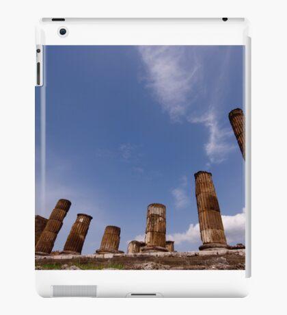 Italian Ruins Rome and Pompeii iPad Case/Skin