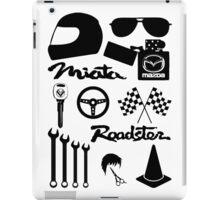 Miata Roadster Originals iPad Case/Skin