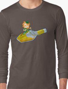 Liquor & Leprechauns Long Sleeve T-Shirt