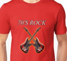70's Rock Unisex T-Shirt