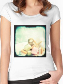 Dolly mixture Women's Fitted Scoop T-Shirt