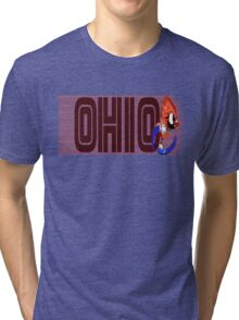 Ohio Sega Tri-blend T-Shirt