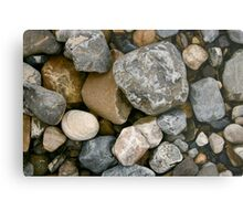 Rocks and Stones in Donegal Metal Print