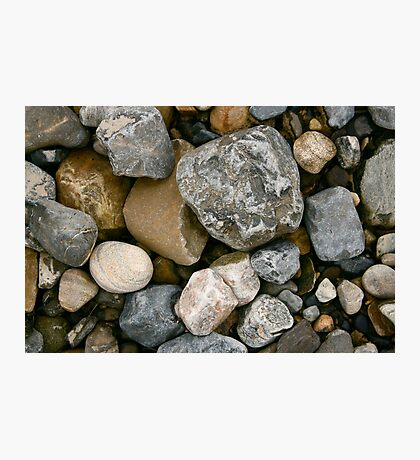 Rocks and Stones in Donegal Photographic Print