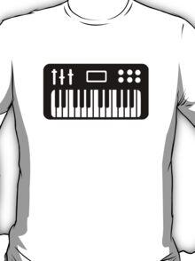 Keyboard piano T-Shirt