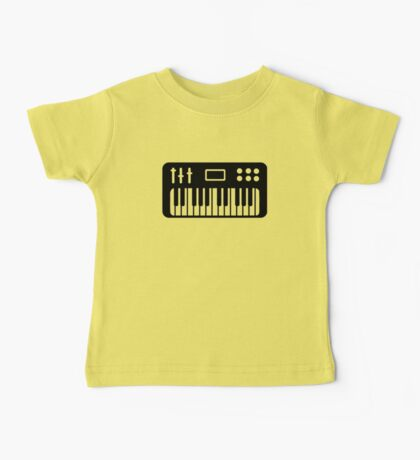 Keyboard piano Baby Tee