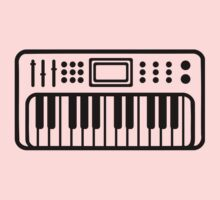 Keyboard piano Instrument Kids Clothes