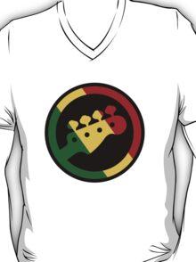 Rasta bass  T-Shirt