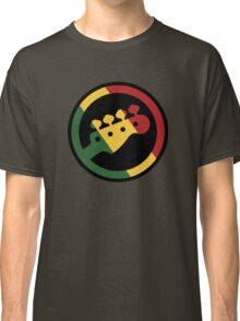 Rasta bass  Classic T-Shirt