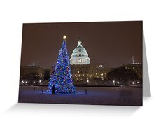 Have Yourself a Capitol Christmas Greeting Card