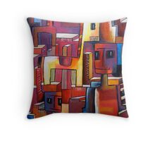 Gaucho Throw Pillow