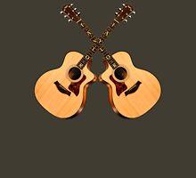 Wonderful Taylor Guitars  T-Shirt