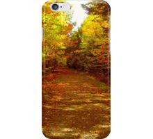 A Walk With Nature iPhone Case/Skin