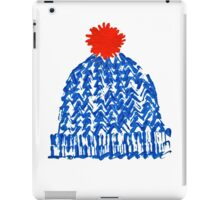 Winter Bobble Hat iPad Case/Skin