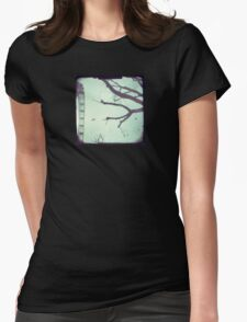 Eye spy Womens Fitted T-Shirt