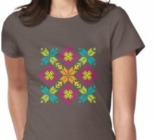 Summer Snowflakes for Ruby Womens Fitted T-Shirt