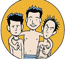 Blink 182 by Jmcnorton
