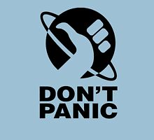 Don't Panic - Hitchhikers Guide Unisex T-Shirt