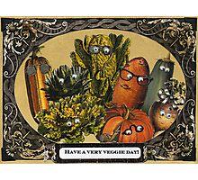 Veggie Day Photographic Print