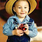 Young Farmer by clizzio