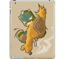 Tequila Clinger - Green iPad Case/Skin
