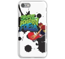 Skate Bordn Forva iPhone Case/Skin