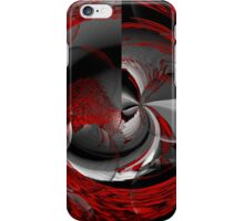 Bubbly Red iPhone Case/Skin