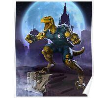 Raptor Cop Poster