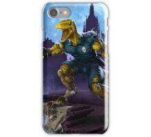 Raptor Cop iPhone Case/Skin