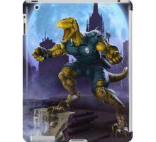 Raptor Cop iPad Case/Skin