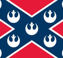 Star Wars Rebel Flag Sticker