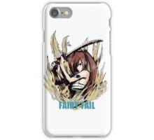 Fairy Tail: Erza iPhone Case/Skin