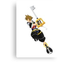 Sora (Kingdom Hearts) Canvas Print