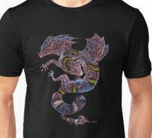 Chinese Cave Dragon Unisex T-Shirt