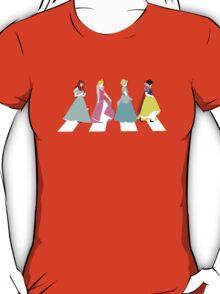 """Princesses Abbey Road"" T-Shirt"