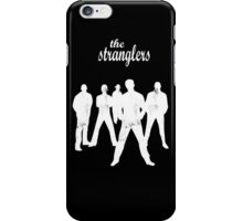 Retro The Stranglers 80's New iPhone Case/Skin