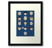 Did Someone Call for a Doctor? Framed Print