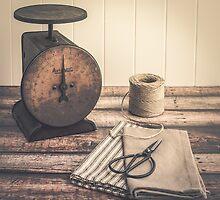 Primitive Textiles by KJ DeWaal