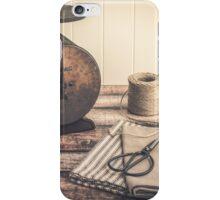 Primitive Textiles iPhone Case/Skin